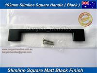 192 slim line sq handles
